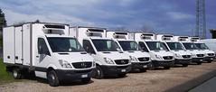 Хладилни надстройки за Mercedes-Benz