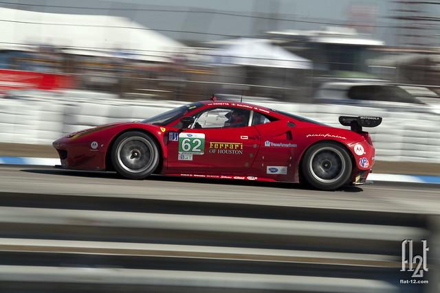 Risi Competizione Ferrari 458 GT