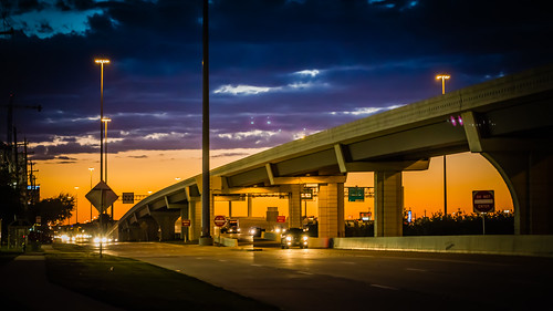 street city blue sunset sky usa cars yellow clouds photography march us photo texas photographer unitedstates image dusk tx unitedstatesofamerica houston overpass headlights fav20 100mm photograph freeway 4000 fav10 f32 katyfreeway harriscounty 2013 i10w ¹⁄₁₀₀sec eos5dmarkiii ef100mmf28lmacroisusm mabrycampbell march102013 201303100h6a1188