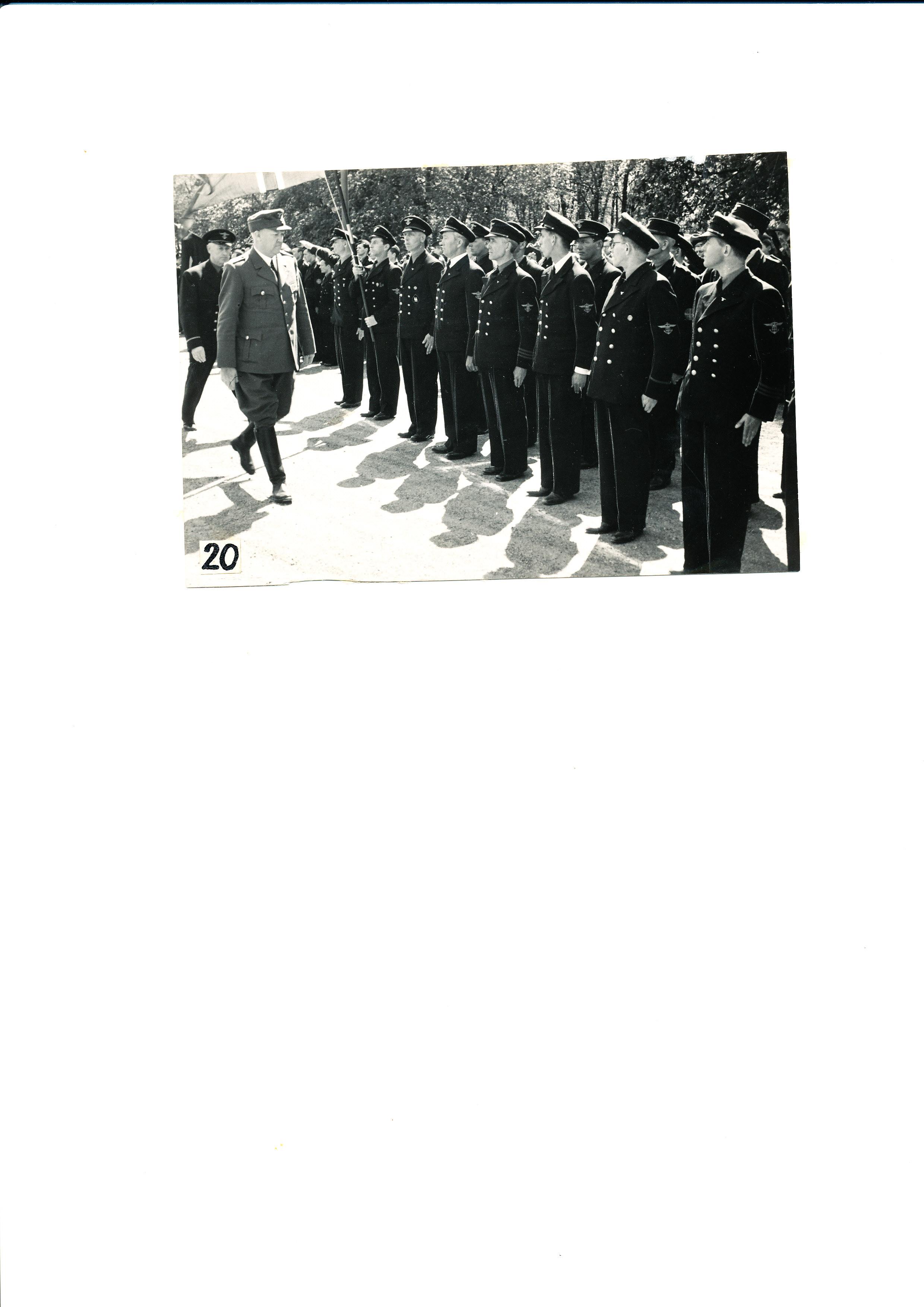Borrestevnet, 1943.