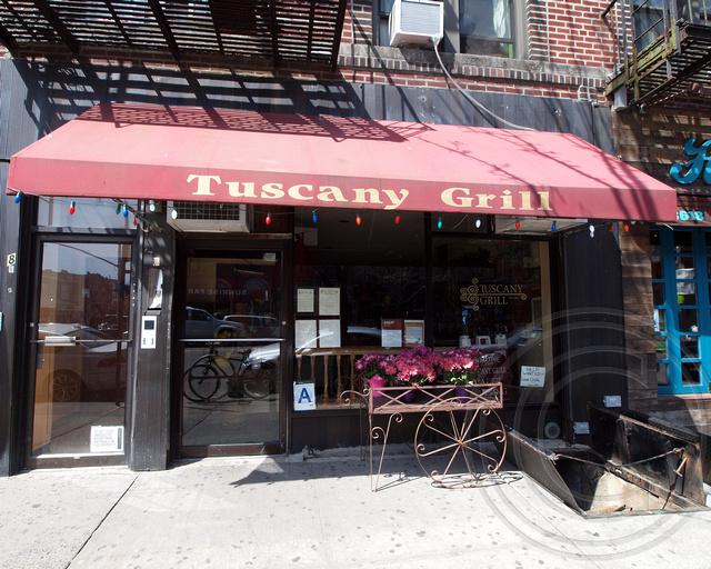 Tuscany Grill Restaurant Bay Ridge Brooklyn New York Ci