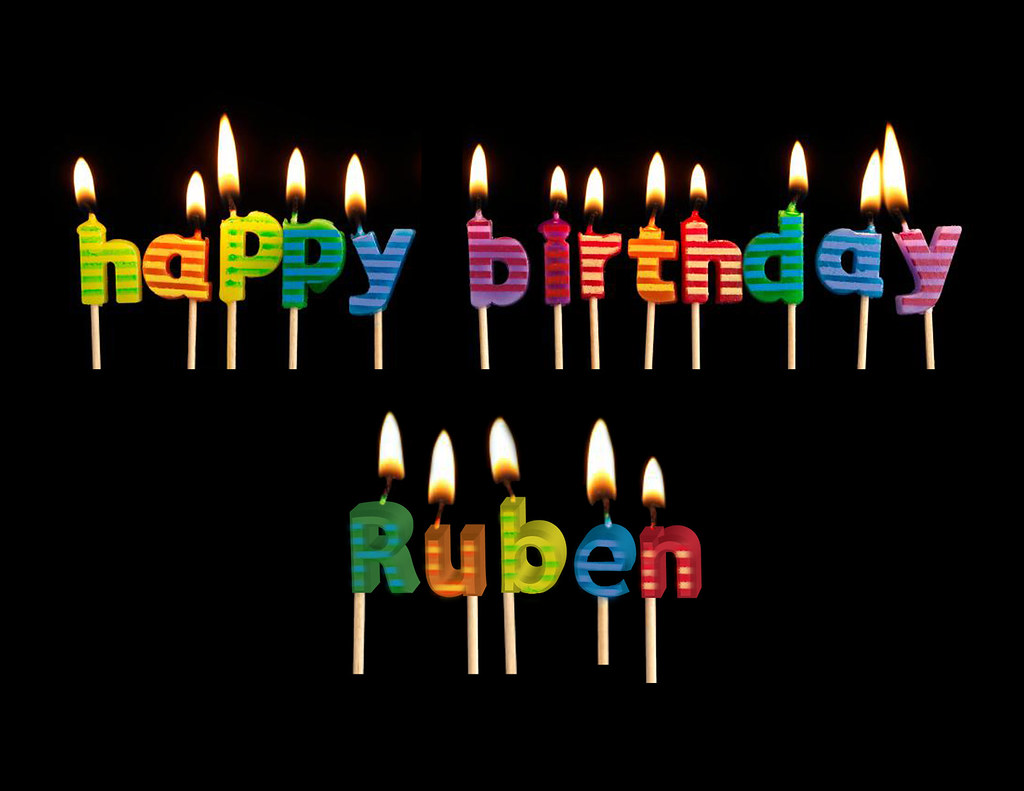 Happy Birthday Ruben Fotosbyofelia Flickr