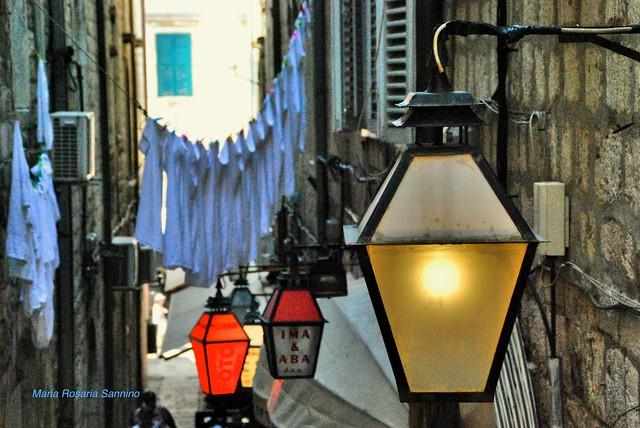 In Dubrovnik turn on the lights