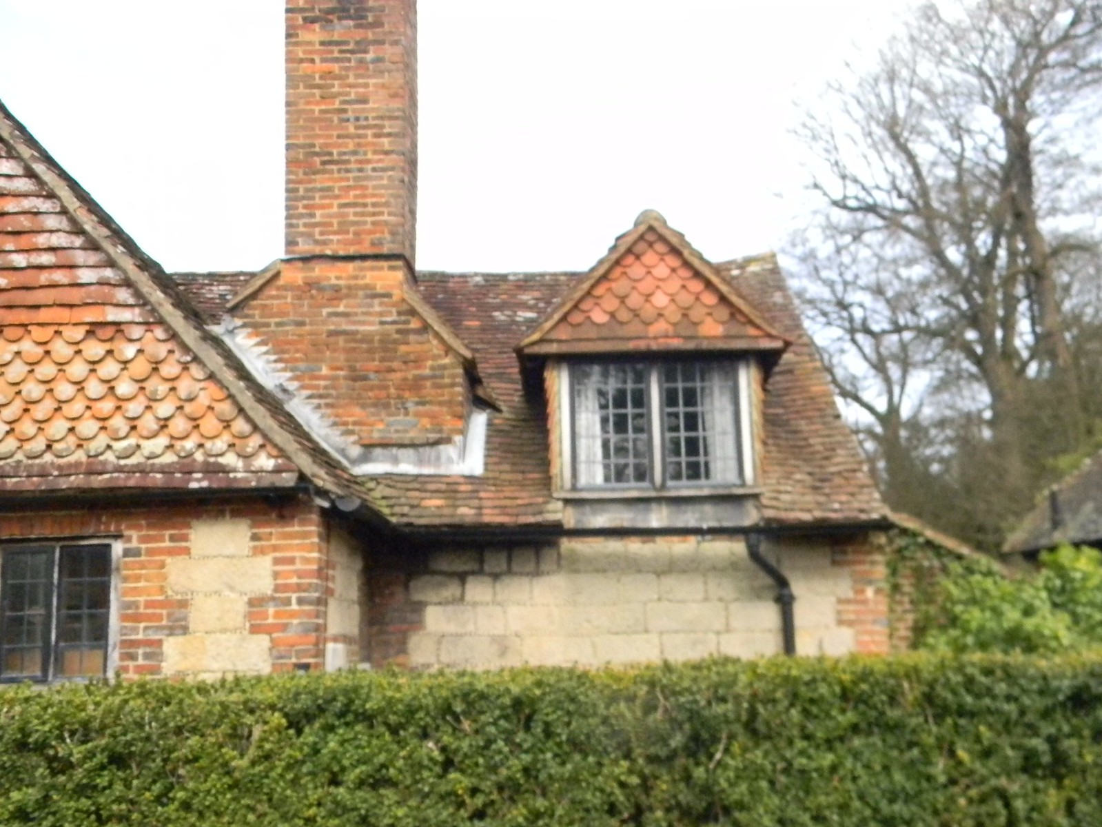 Old House near Enton Mill Milford to Godalming