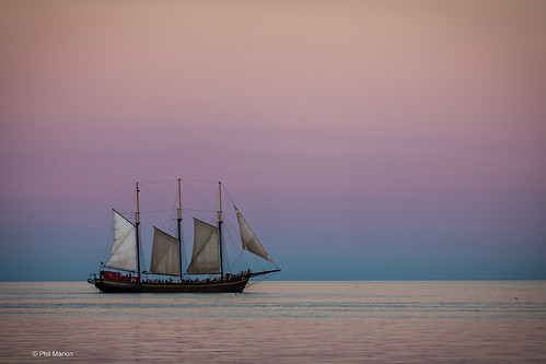 Sunset sailboat cruise - Lake Ontario   by Phil Marion (173 million views - THANKS)