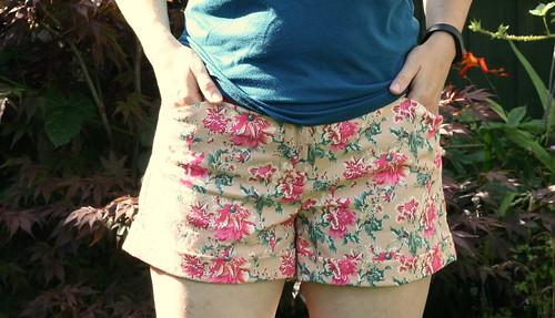 Thurlow Shorts Front
