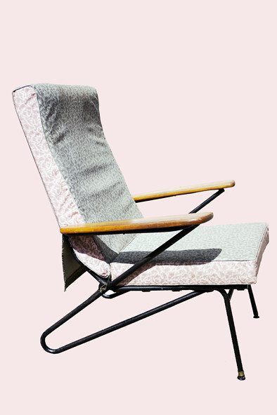 Magnificent Raymond Wallis Lounge Chair C 1950S Designed By Painter R Caraccident5 Cool Chair Designs And Ideas Caraccident5Info