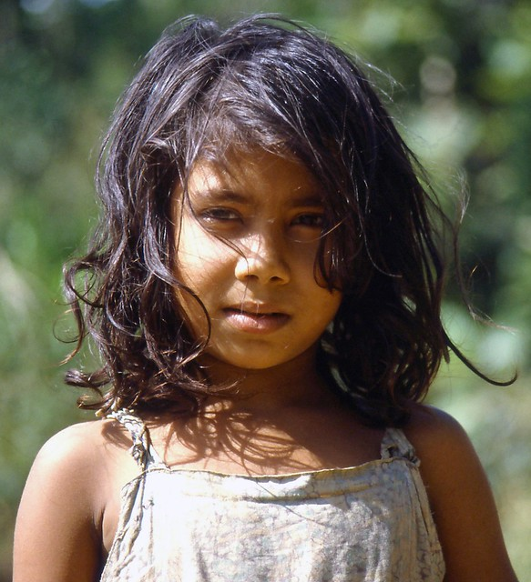 Time to remember . Girl from Sri Lanka