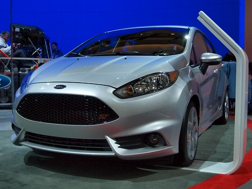 CIAS 2013 - Ford Fiesta ST Photo