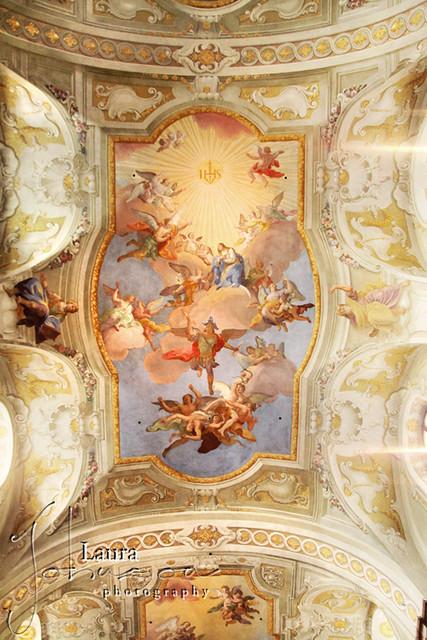 Annakirche Ceiling