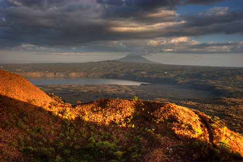 volcano nicaragua masaya volcan
