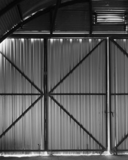 Barn Doors | Camera: Chamonix 45n-1 Lens: Rodenstock 90mm ...