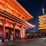 Sensoji Temple @ Asakusa