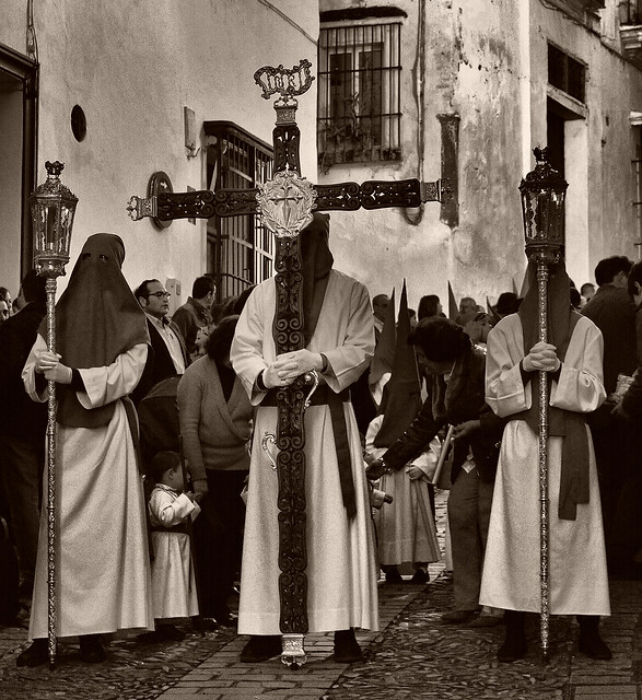 SEMANA SANTA, ARCOS DE LA FRONTERA , CÁDIZ