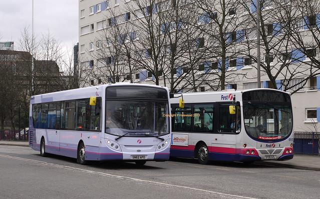 First Glasgow 67753/69101