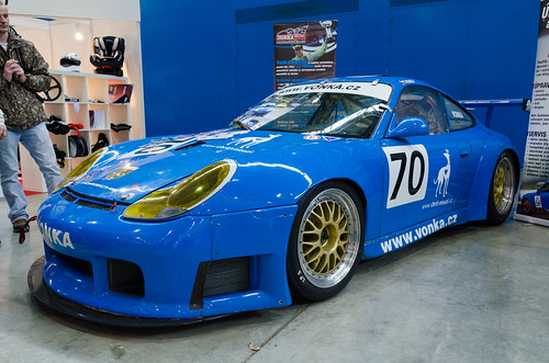 Porsche 996 GT2 | by The Adventurous Eye