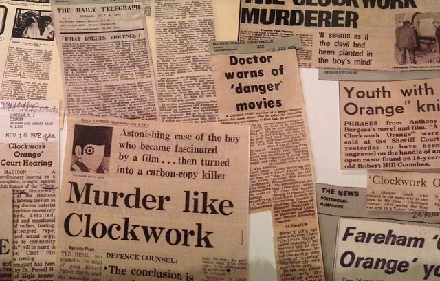 A Clockwork Orange | headlines
