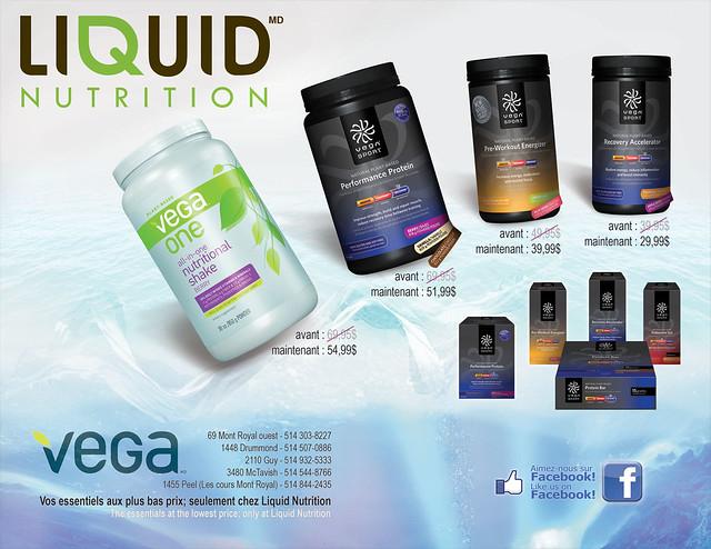 VEGA Products Flyer & Poster (I)