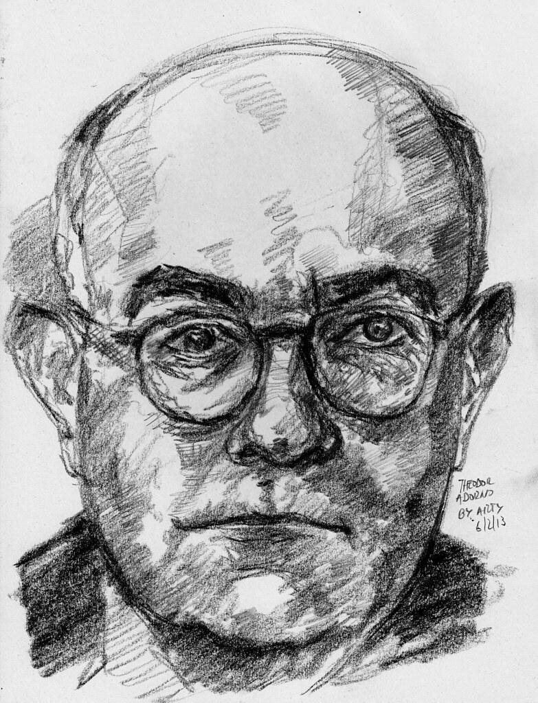 Poet Theodor Adorno