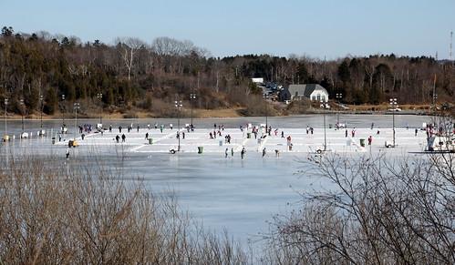 charity canada hockey tournament newbrunswick pavillion timhortons saintjohn rockwoodpark lillylake pondhockey pavilioncup