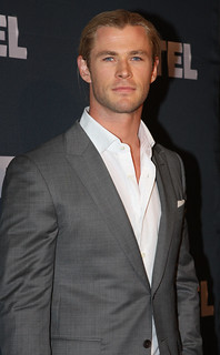 Chris Hemsworth | by Eva Rinaldi Celebrity Photographer