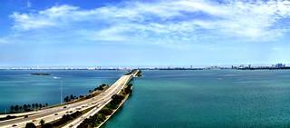 Miami Views - Julia Tuttle Causeway | by miamism