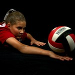 Abigail Cook, #52 HEAT Middle School Volleyball Team