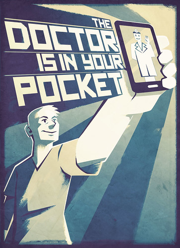 The Doctor is in your Pocket | by juhansonin