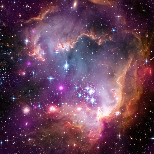 Under the Wing of a Dwarf Galaxy (NASA, Chandra, 04/03/13) | by NASA's Marshall Space Flight Center