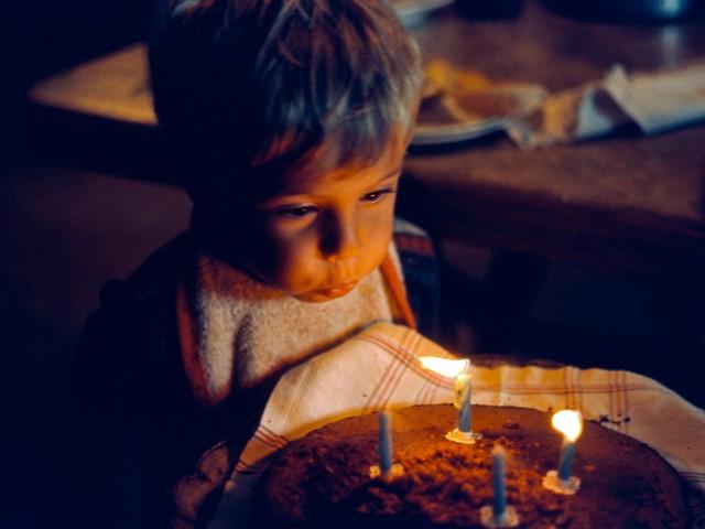 Buon compleanno a Marco (quarant'anni dopo)