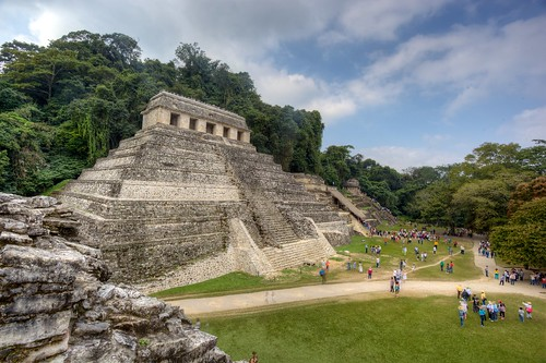 Palenque | by jiuguangw
