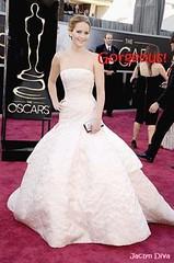 1 Jennifer Lawrence Oscars 2013 Gorgeous in Dior