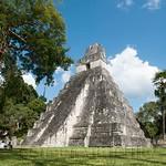 Guatemala, Ruinas de Tikal 44