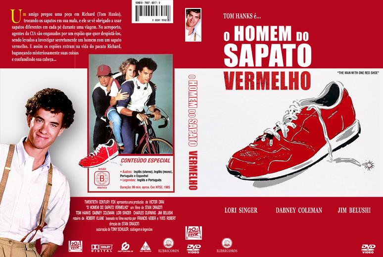 e9a659a2a O homem do sapato vermelho | Capa customizada para o filme (… | Flickr