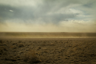Modern day Dust Bowl?