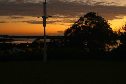 sky sunrise dawn daybreak urunga