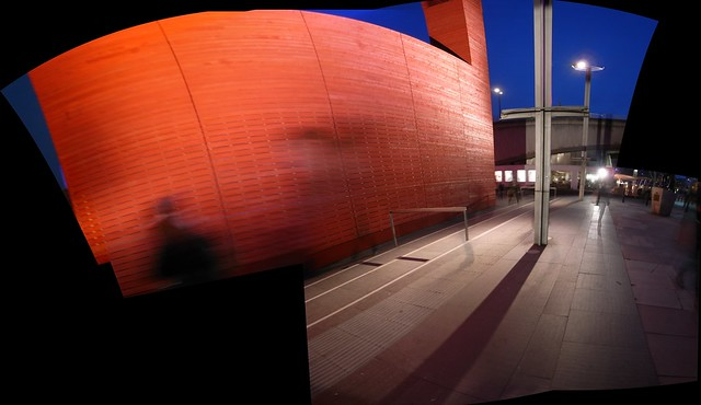 Red Shed at The National Theatre