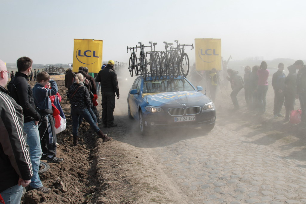2013 Paris–Roubaix | | The 2013 Paris–Roubaix was the 111th