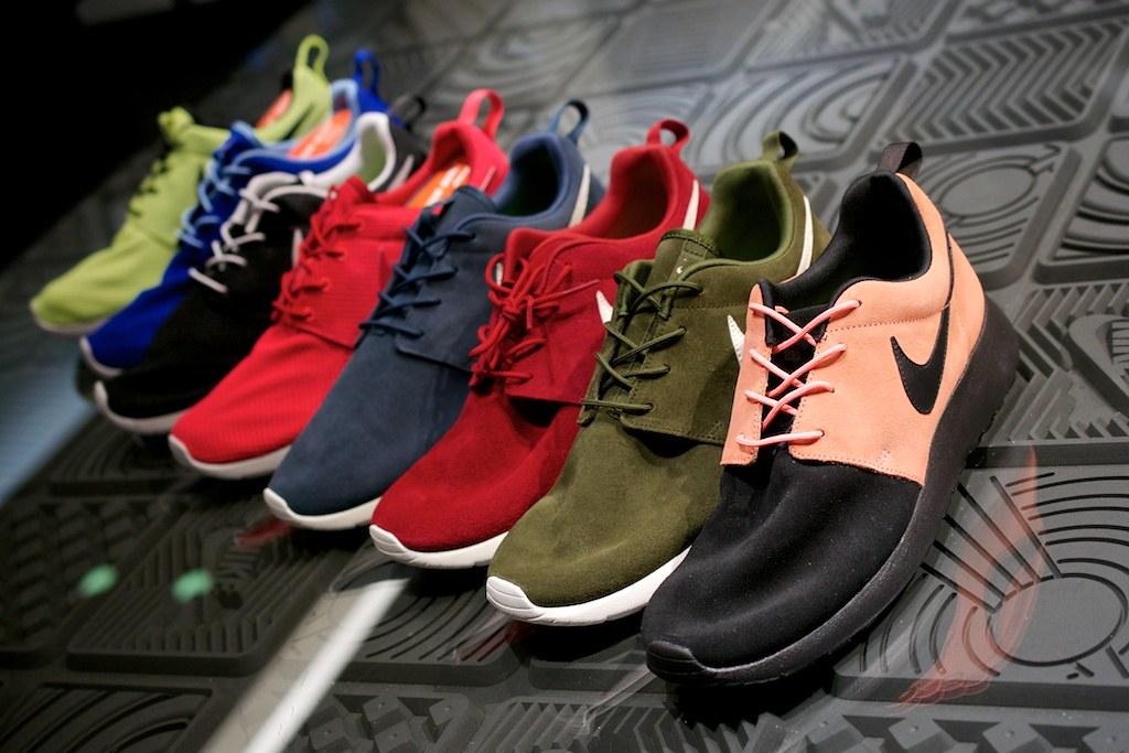 Nike Roshe Run iD Samples   See more at