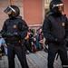 17_04_2013 Protesta en la Universitat Pompeu Fabra a Moratinos