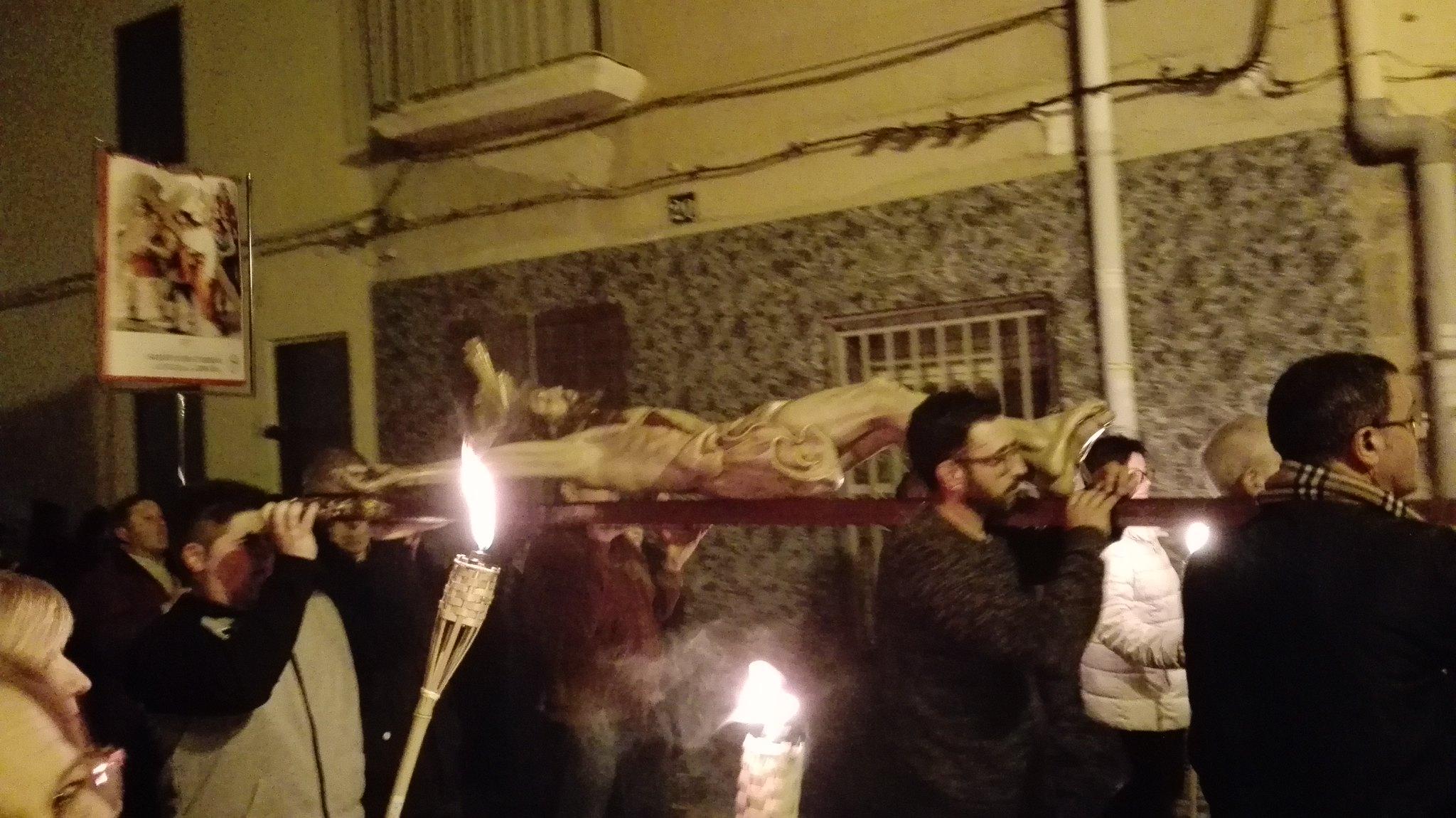 (2016-03-18) - VII Vía Crucis nocturno - Javier Romero Ripoll (015)