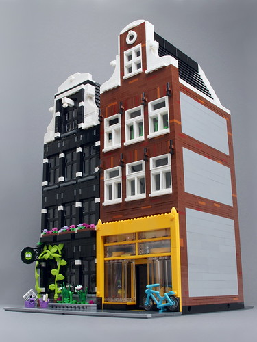 LEGO Modular Building: Cheese Shop And Museum | by Palixa And The Bricks