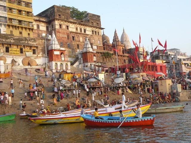 Benarés (India)