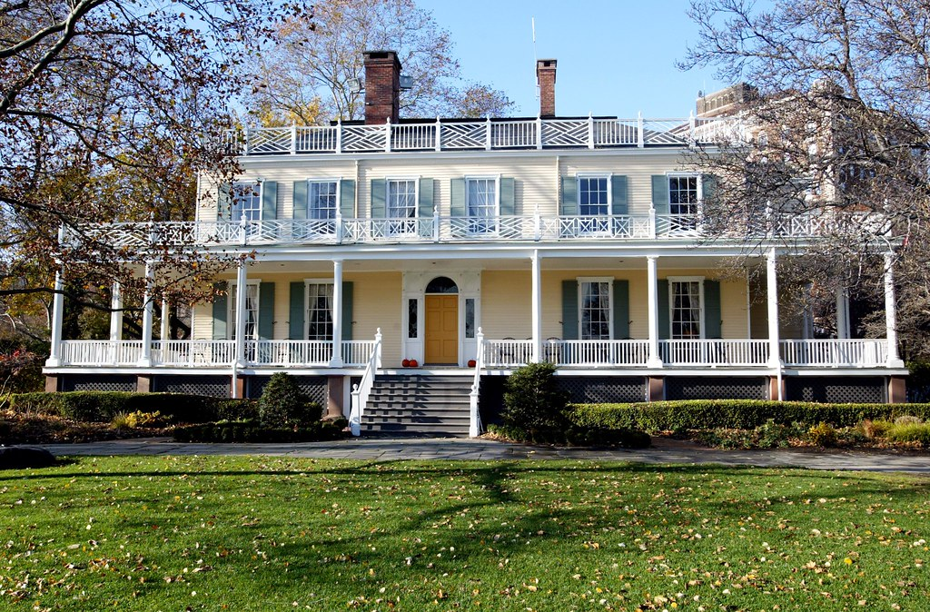 Gracie Mansion_Ed Reed, Office of the Mayor - free things to do in nyc