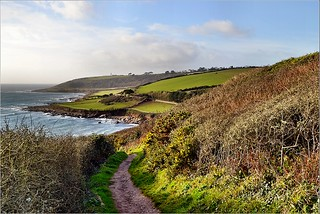 Footpath To WEMBURY.  Nikon D3100. DSC_0108. | by Robert.Pittman