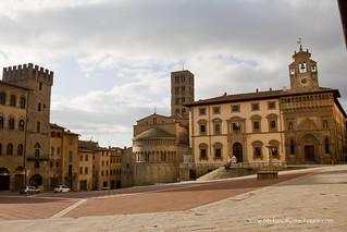 Arezzo (Tuscany) | by StefanoRomeTours