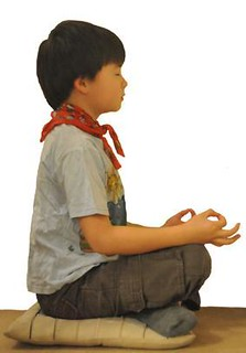 Meditation gives children power over their thinking | by NCVO