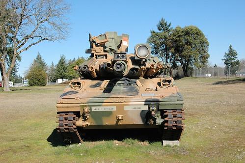 D70-0308-071 - Sheridan Tank