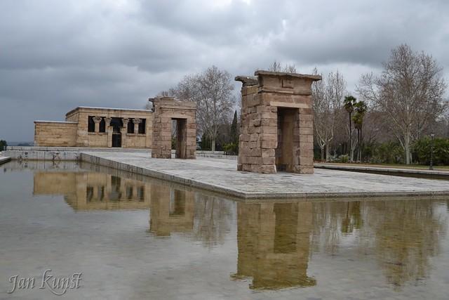Temple of Debod (I)