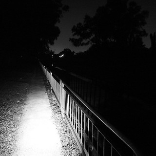 into darkness  we thread fear forgets (night ride with @_weili_ ) | by inju